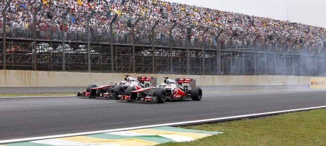 """McLaren espera que Pirelli """"no sea demasiado conservadora"""" en 2013"""