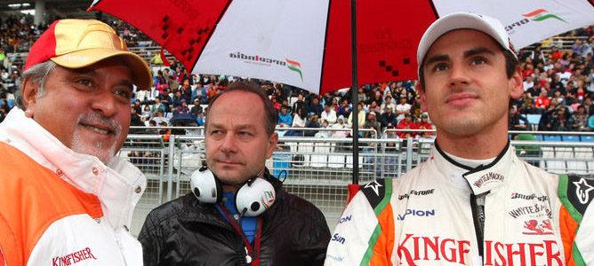 Adrian Sutil aclara que todavía no ha firmado nada con Force India