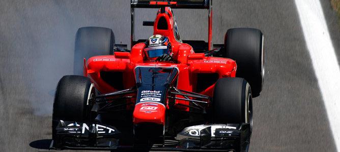 Graeme Lowdon no está preocupado porque Marussia no haya logrado puntuar