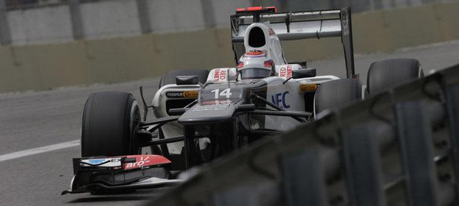Kamui Kobayashi descarta hacerse con un asiento para 2013