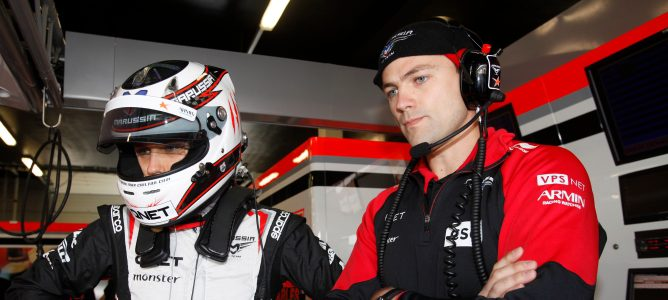 Oficial: Max Chilton debutará con Marussia en 2013
