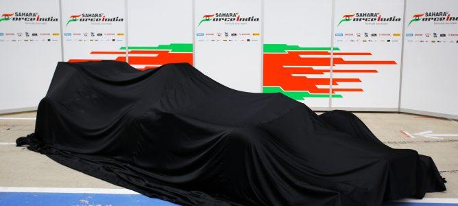 Force India presentará su monoplaza el 1 de febrero en Silverstone