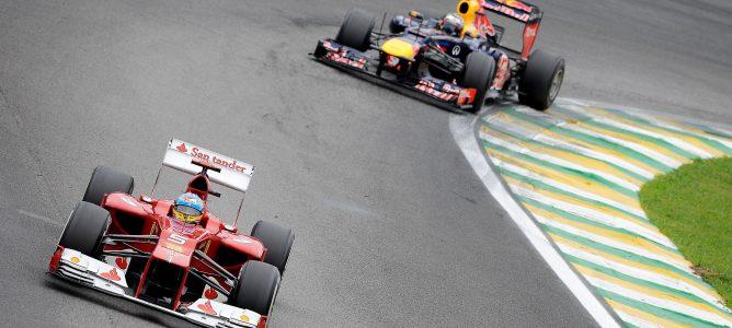 """Sebastian Vettel sobre Alonso: """"Tuve claro desde el principio que mi rival por el Mundial era él"""""""