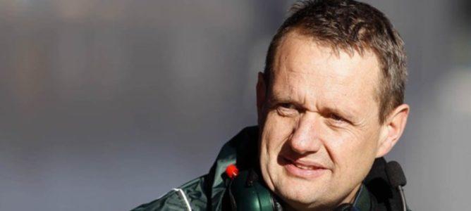 Steve Nielsen dimite como director deportivo de Caterham