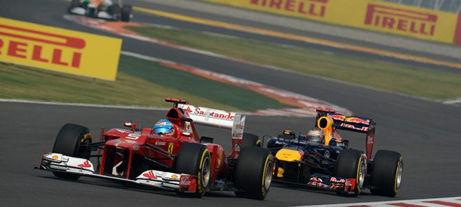 Paul Hembery cree que los neumáticos de 2013 podrían alterar la jerarquía entre los equipos