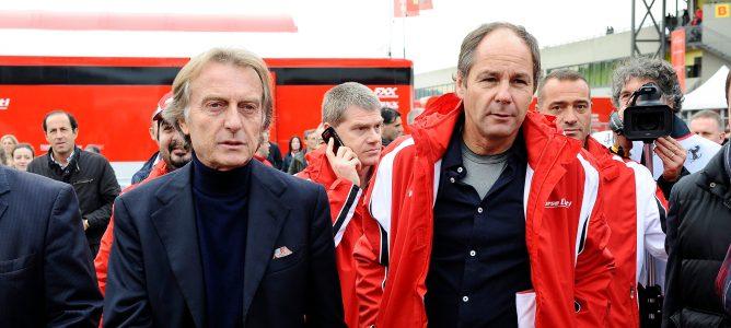 Gerhard Berger desmiente que pueda sustituir a Norbert Haug en Mercedes