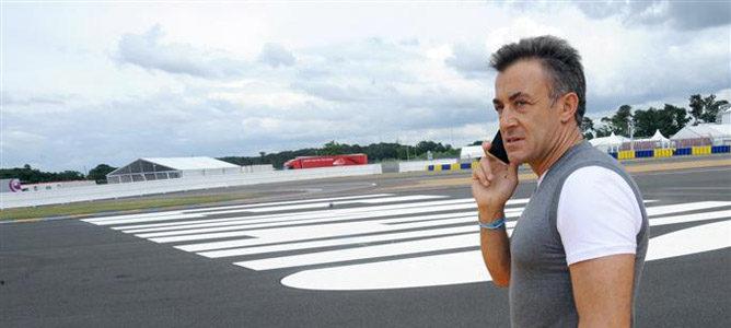 Jean Alesi anuncia su retirada de las competiciones del motor