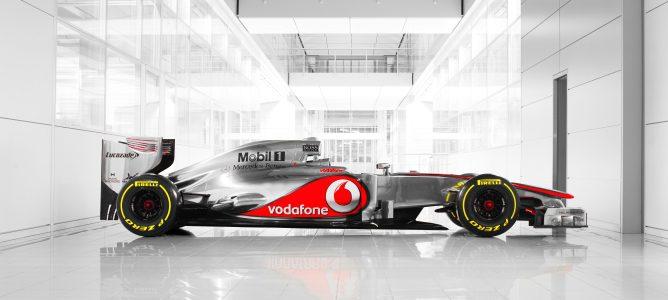McLaren presentará el MP4-28 el 31 de enero