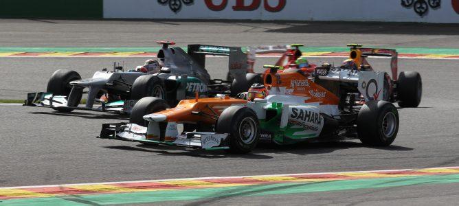 Force India espera ser el quinto equipo más rápido en 2013