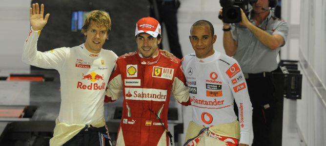 """Montezemolo: """"Hamilton y Vettel podrían ser perfectos para Ferrari en el futuro"""""""