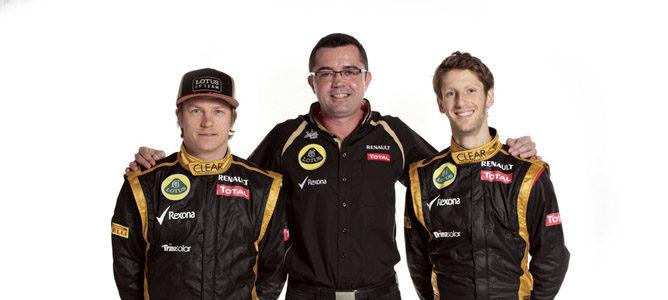 """Eric Boullier, sobre la renovación de Grosjean: """"Puede ser un Campeón del Mundo"""""""