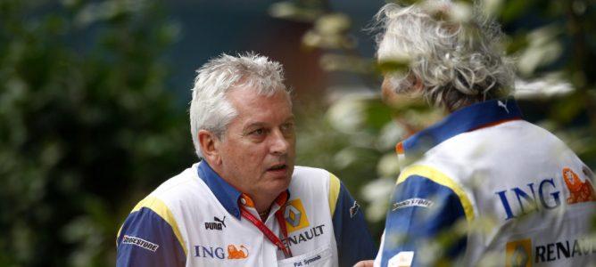 Timo Glock cree que tener a Pat Symonds en los circuitos ayudará a Marussia