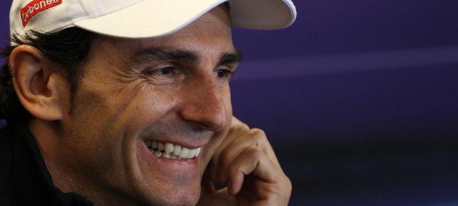 """Pedro de la Rosa, sobre Vettel: """"Sabe cómo ganar, es un rival difícil"""""""