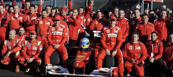 Ferrari desarrollará el monoplaza del próximo año íntegramente en el túnel de viento de Toyota