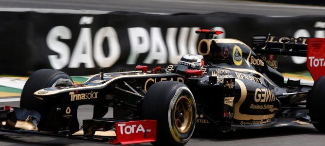 Eric Boullier afirma que Lotus será mucho más fuerte en 2013