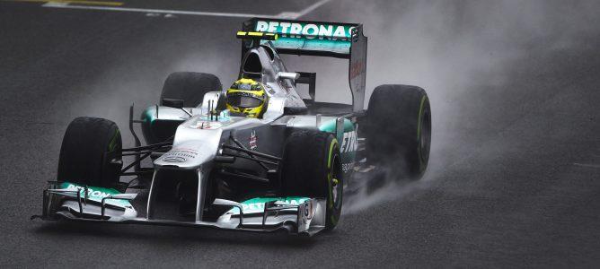 El nuevo Mercedes W04 pasa los 'crash test' de la FIA y está listo para 2013