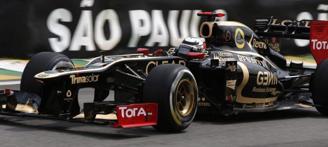 Kimi Räikkönen no cree que el nuevo simulador de Lotus vaya a ayudarle demasiado