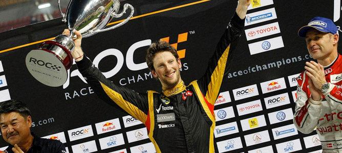 "Romain Grosjean: ""Cometí errores de novato por querer hacer las cosas demasiado rápido"""