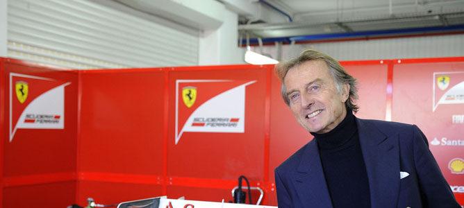 Luca di Montezemolo cierra la puerta a un segundo regreso de Michael Schumacher a Ferrari