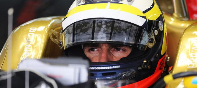 """Pedro de la Rosa: """"No voy a volver a McLaren con sus puertas abiertas de par en par"""""""