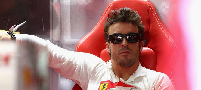 Fernando Alonso y Timo Glock son los únicos pilotos no sancionados en la temporada 2012