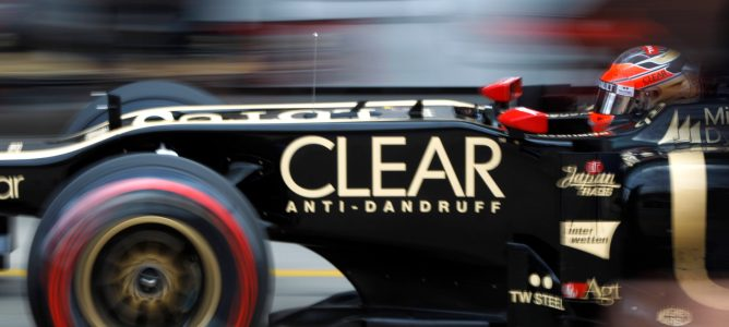 Romain Grosjean está seguro de que Lotus seguirá mejorando año tras año