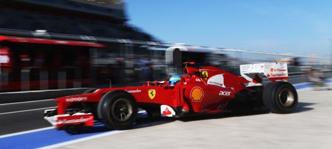 Ferrari ha pasado con éxito los 'crash test' de la FIA con su nuevo monoplaza
