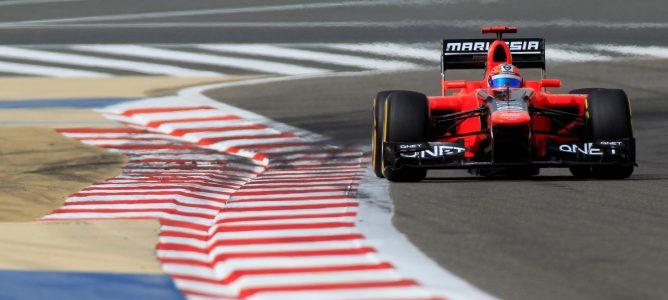 Timo Glock tiene puestas muchas esperanzas en Marussia para 2013