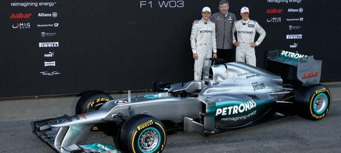 Ross Brawn apunta a los cambios en el equipo como responsable del bajón de Mercedes en 2012