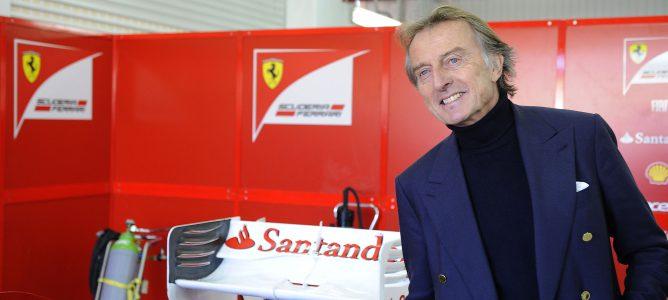Luca di Montezemolo, dispuesto a seguir siendo presidente del equipo Ferrari
