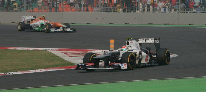 Sergio Pérez está convencido de que Sauber luchará por victorias en 2013