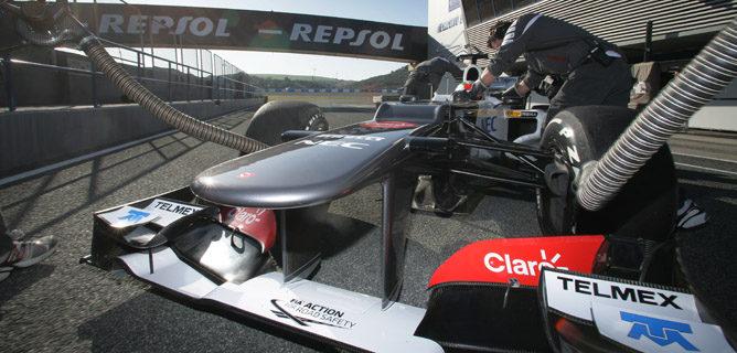 Sauber presentará el C32, su nuevo monoplaza, el 2 de febrero en Hinwil