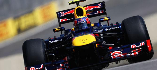 Red Bull admite que tuvieron problemas para adaptarse a la nueva normativa en 2012