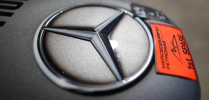 Mercedes hará el 'shakedown' del W04 el 4 de febrero en Jerez