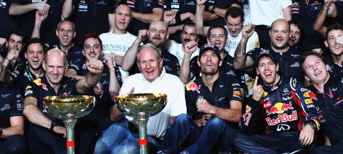 Christian Horner reconoce que las últimas mejoras de Red Bull no favorecieron a Mark Webber