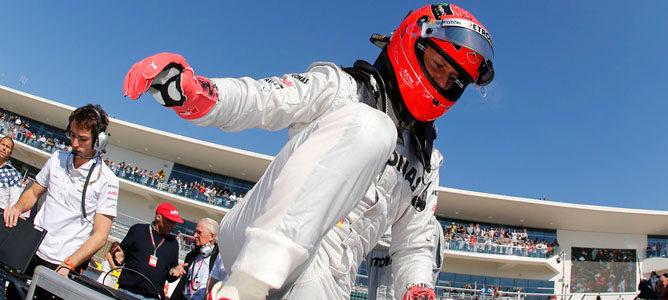 Michael Schumacher no tiene tan claro si hubiera conseguido victorias en Red Bull o McLaren