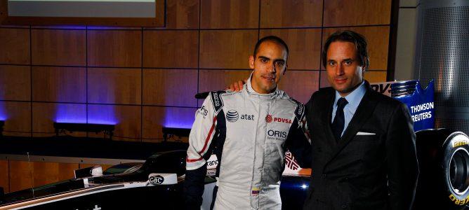 """Adam Parr: """"Williams puede luchar por ambos campeonatos en 2013"""""""
