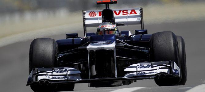Williams y Toro Rosso presentarán sus monoplazas el primer día de test en Jerez