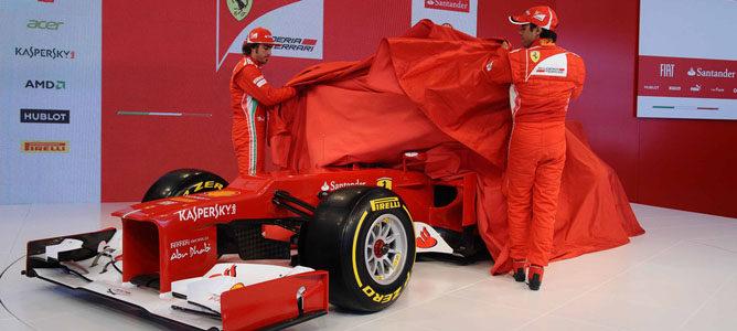 Ferrari asegura que aún no tiene fecha para la presentación de su coche de 2013