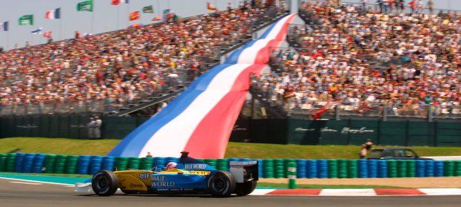 Jackie Stewart está a favor de la vuelta de Francia al calendario de F1 esta temporada