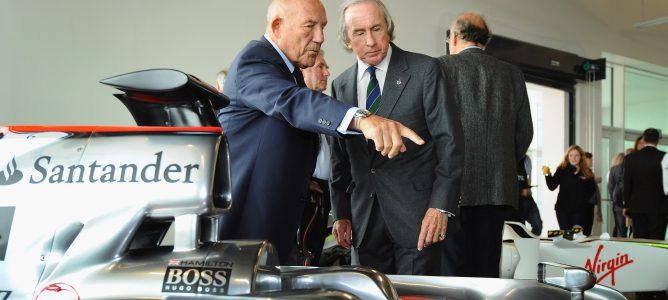 Jackie Stewart entiende la decisión de Lewis Hamilton de irse a Mercedes