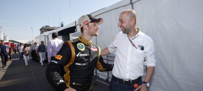 Gerard López no tiene previsto vender el equipo Lotus