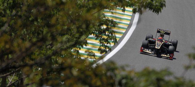 Romain Grosjean revela que el nuevo Lotus se presentará a finales del mes de enero