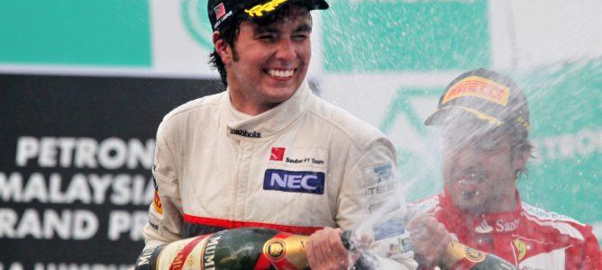 Sergio Pérez apunta al título en su primera temporada con McLaren