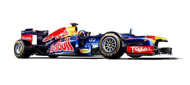 Red Bull presentará el RB9 el 3 de febrero en Milton Keynes