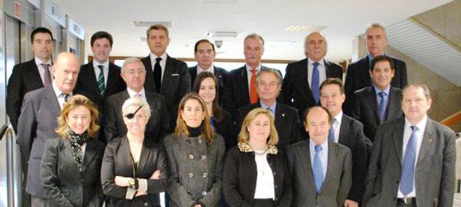 Maria de Villota debuta en la Junta Directiva de la Real Federación Española de Automovilismo