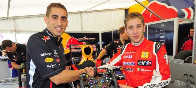 Robin Frijns descarta la GP2 en 2013 por falta de presupuesto