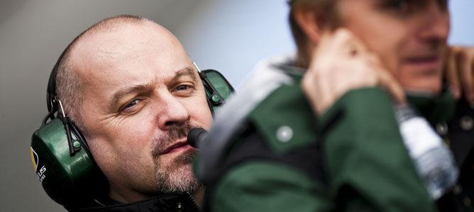 """Mike Gascoyne cree que Kovalainen """"debería haber mostrado un mayor respeto"""" a Caterham"""