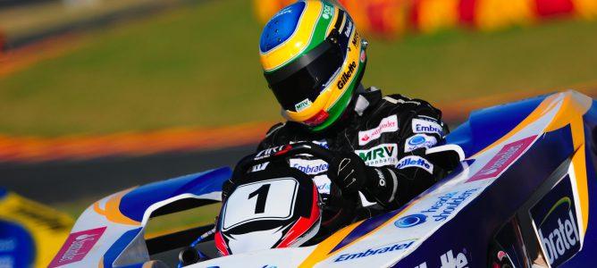 Bruno Senna en el Desafío de las Estrellas 2013
