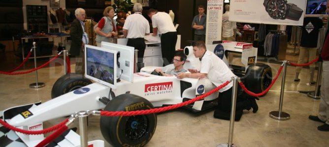 Sauber y CERTINA amplían su acuerdo de patrocinio en la F1